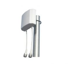 Point to multi-point communication system antenna WH-2.4GHz-D10X2