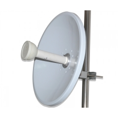 Wireless Lan dish wide band antenna