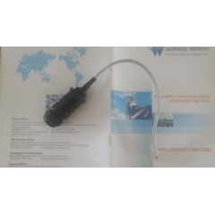 wireless ethernet RJ45 enclosure assembly