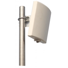 2.4 and 5.8GHz 16dbi panel antenna for sale