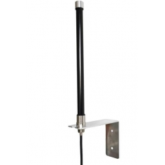 wireless Ethernet radio 4G Fiberglass L shape bracket  Gateway antenna